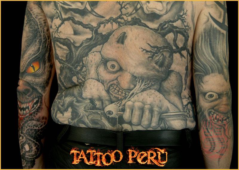 Fotos de tatuajes los mejores tatuadores estan en for Los mejores tatuadores