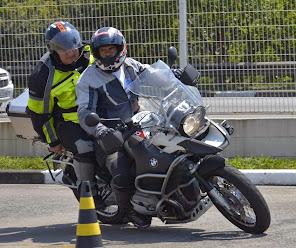 Conhecer e reconhecer os limites de sua moto