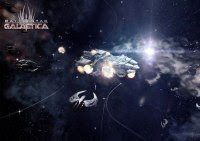 BattleStar Galactica gioco