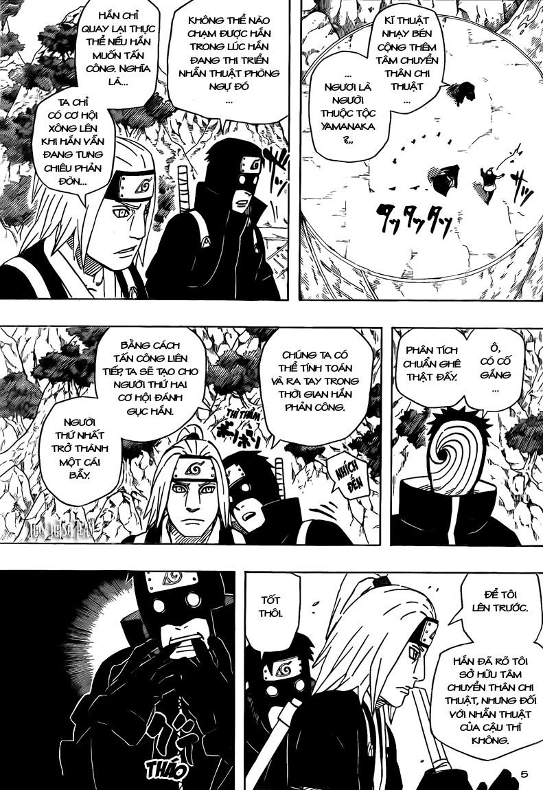 Naruto chap 475 Trang 5 - Mangak.info