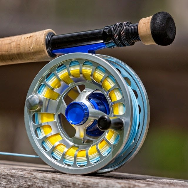 Tight lined tales of a fly fisherman fly product allen for American made fishing reels
