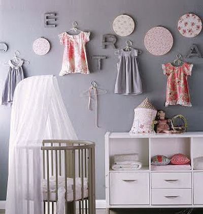 Habitaciones for Decoracion bebe nina