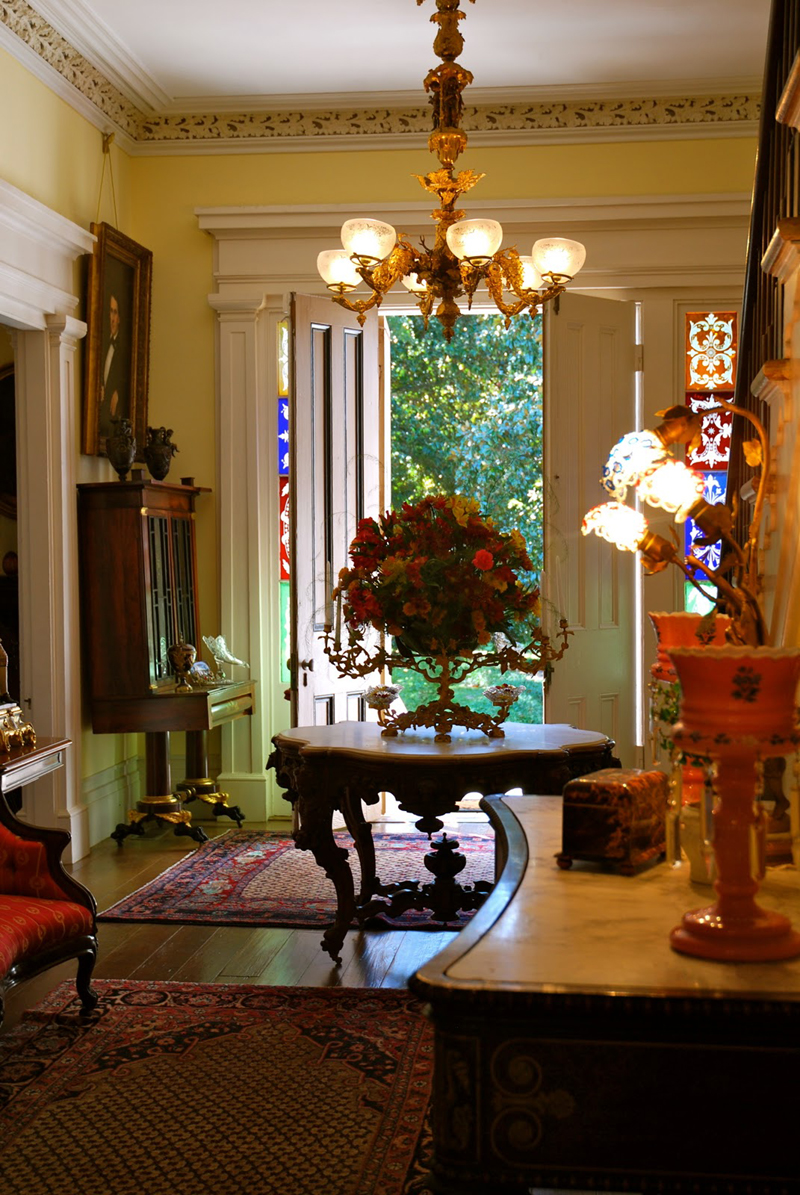 Decorating a southern style home