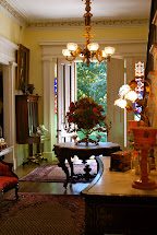 Southern Plantation Homes Interiors