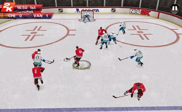 NHL 2K 1.0.2 APK + DATA D ownload Links: Google Play Store
