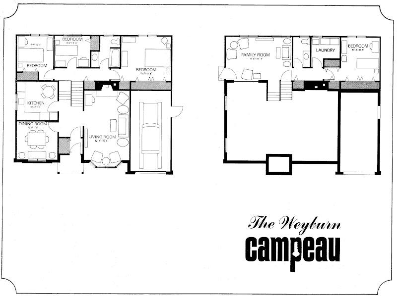 Back Split House Plans