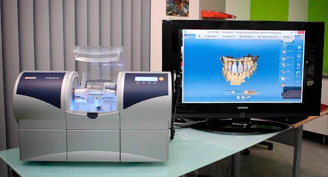 dentalmax laboratorio odontotecnico centro frenaggio cad cam