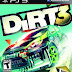 DiRT 3 PS3 Game Free Download
