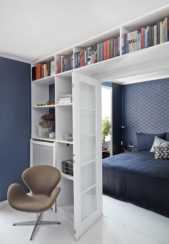 decoração em azul, blog Achados de Decoração
