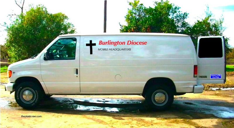 Burlington Diocese faces new