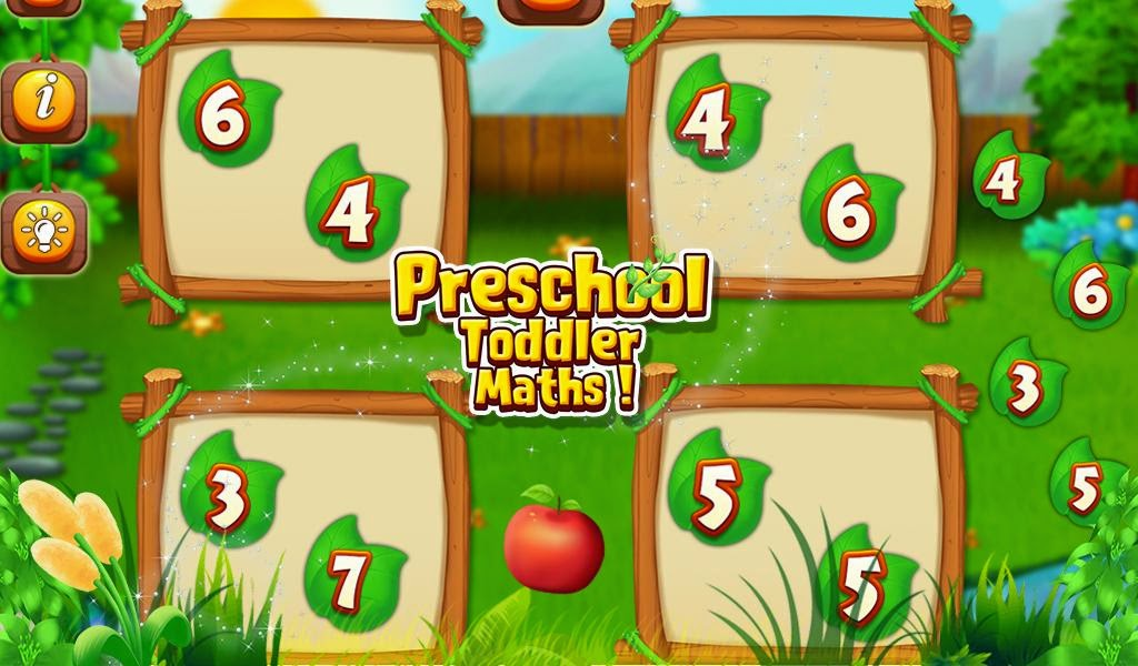 toddler math game