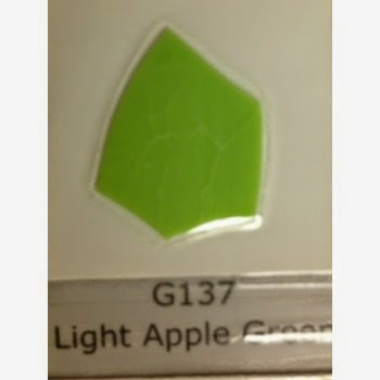 G137  LT APPLE GREEN