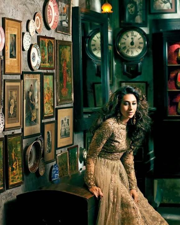 Karishma Kapoor - Hello! India Catalogue | Sabyasachi ... Sabyasachi Bridal Collection 2014