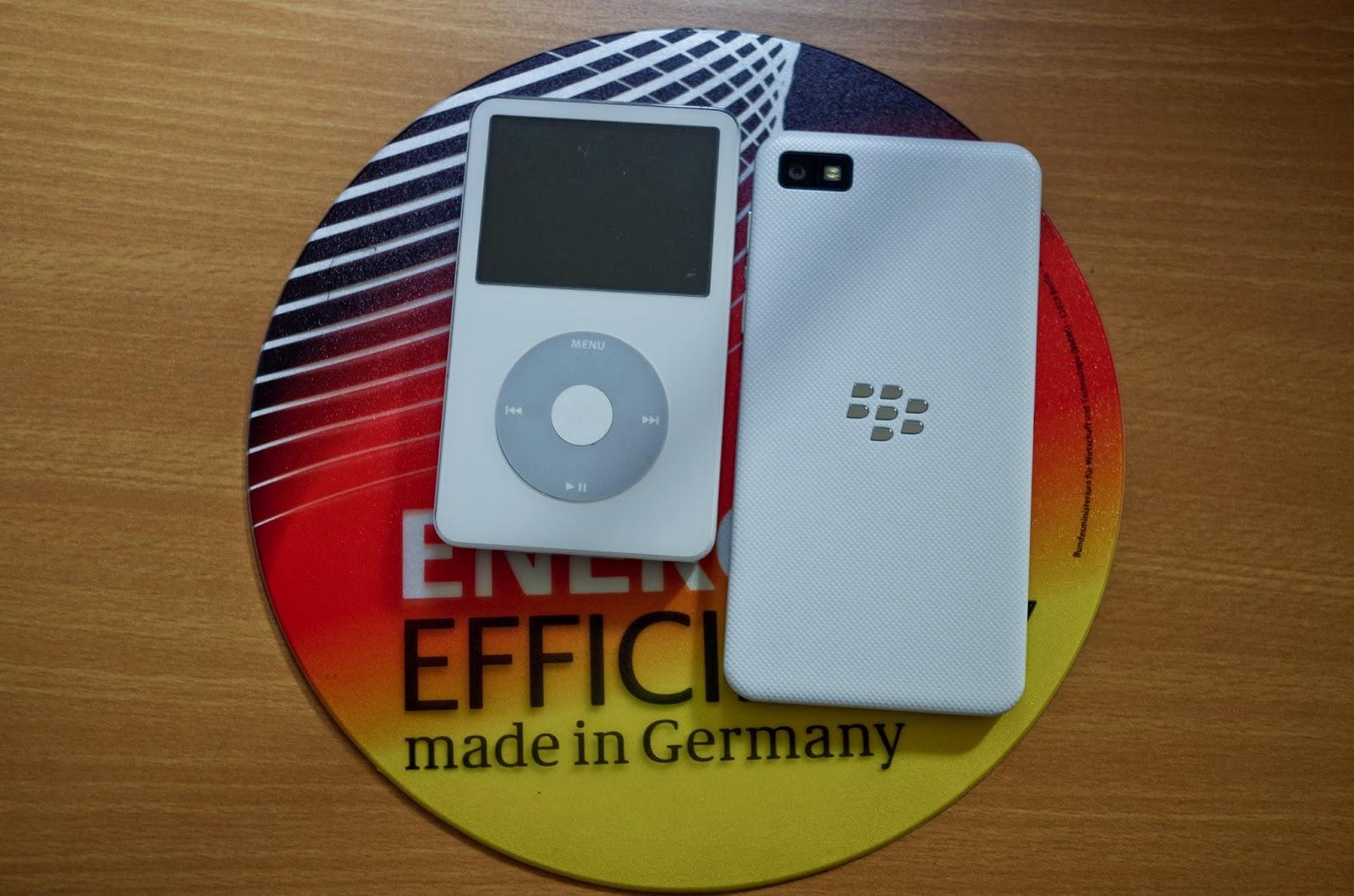 Blackberry Z10 The Savior