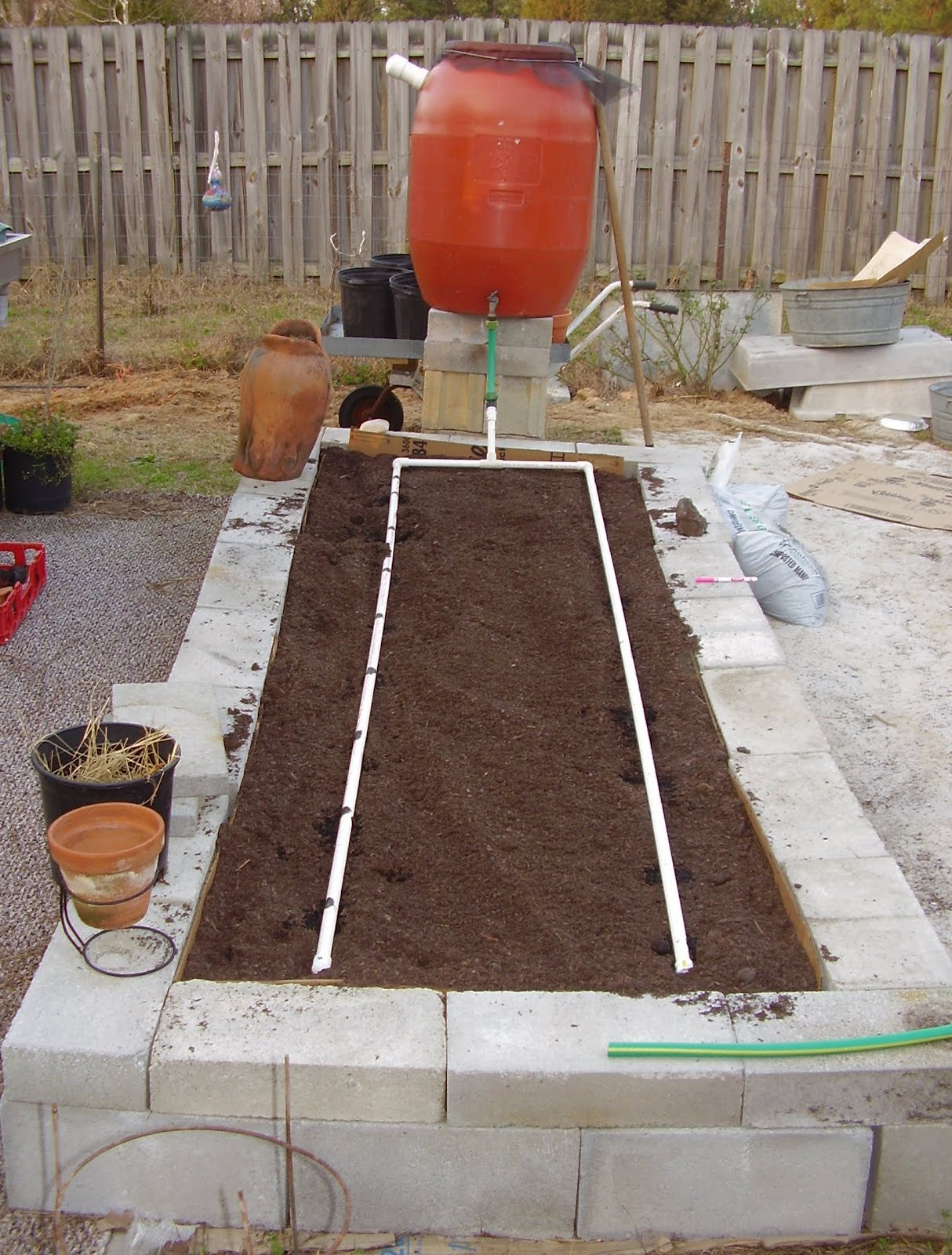 Low rent renaissance drip irrigation experiment 3 - Diy drip irrigation systems ...