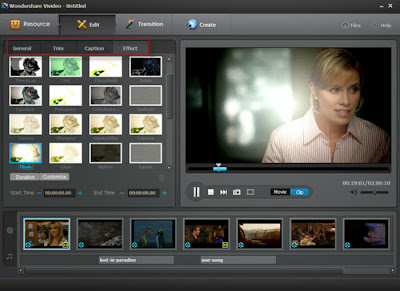 Download WONDERSHARE VIDEO EDITOR 3.1 For PC