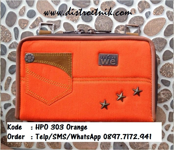 dompet jeans it jus we hpo 303 series orange