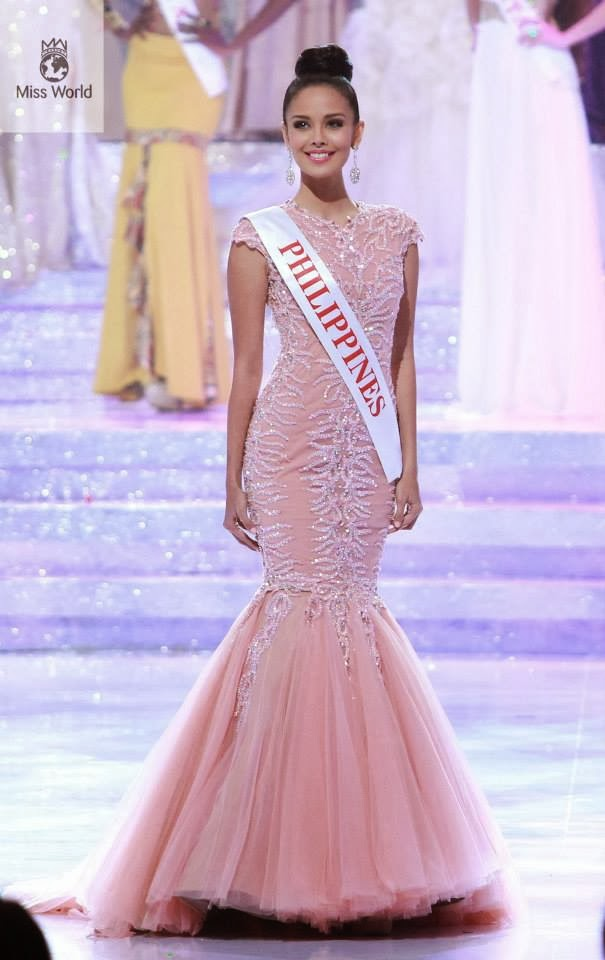 SASHES AND TIARAS.....Miss World 2013 GOWN REVIEW Part 1: Winner ...