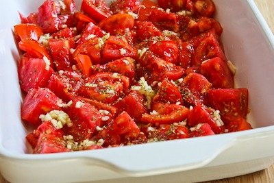 ... ®: Easy Roasted Tomatoes and Shrimp with Feta, Oregano, and Fennel