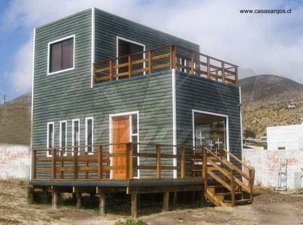 Chile Arquitectura De Casas Part 2