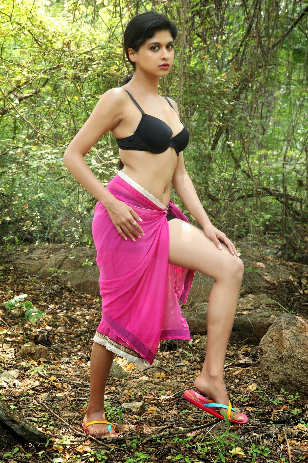 Ice Cream 2 Movie Actress Naveena Hot Photos