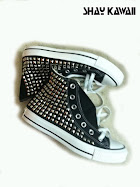 STUDDED ALL STAR CONVERSE