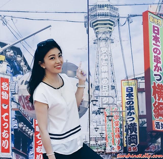 Osaka Maido Fair Experience, Summer, osaka summer, Osaka Castle, Universal Studio Japan, Umeda Sky Building, Dōtonbori, Billiken doll, Rakugo performance