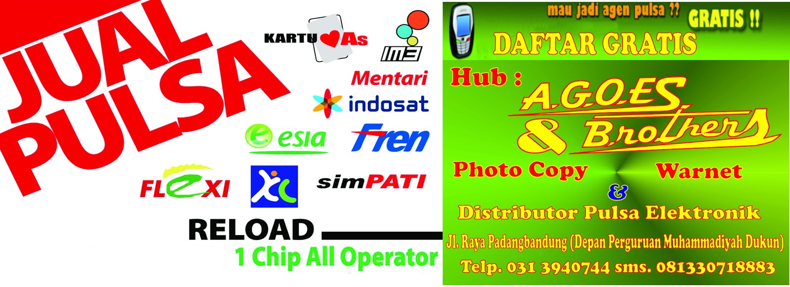 Image Result For Agen Pulsa Termurah All Operator