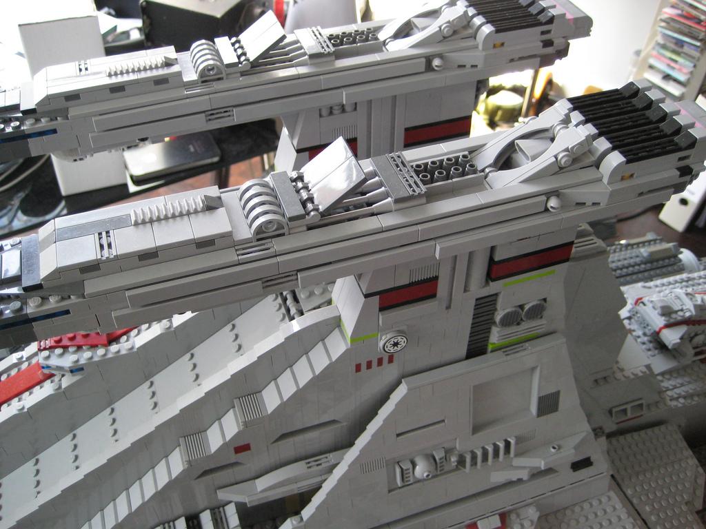 stormtrooper lego star wars venator class star destrover