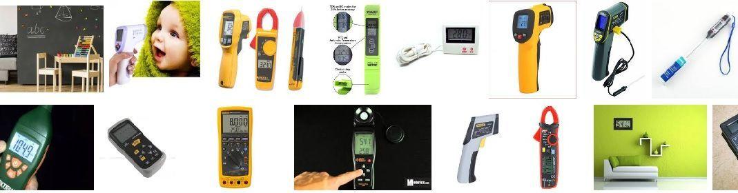 Thermometer dan Alat Ukur Digital