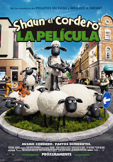 Shaun: El Cordero / La Oveja Shaun Poster