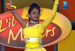 Awesome Performance by Nainika