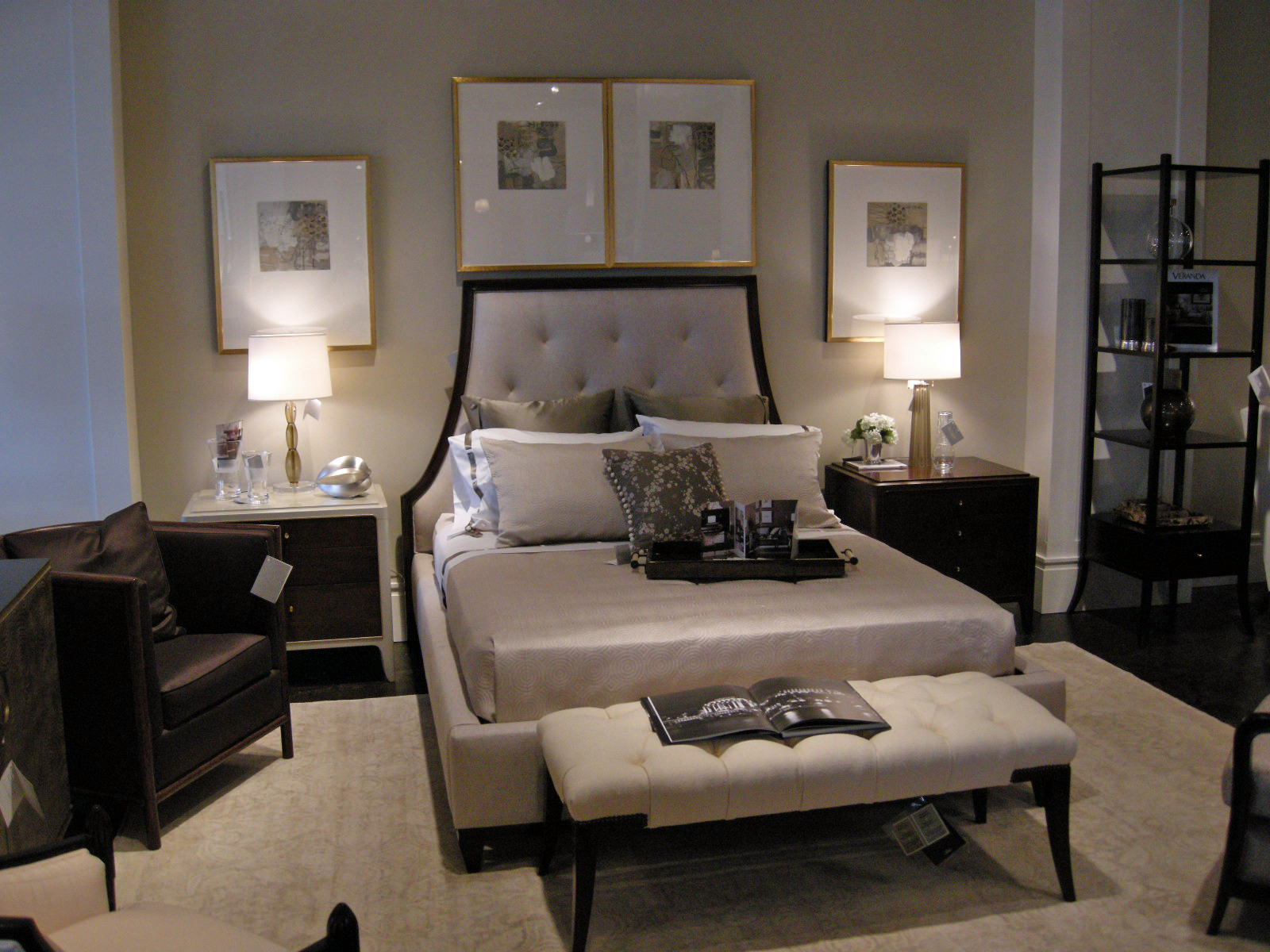 Barbara Barry Bedroom Furniture