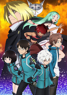 Capitulos de: world trigger