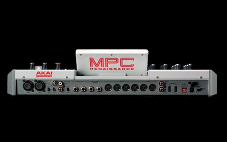 MPC Renaissance hardware back