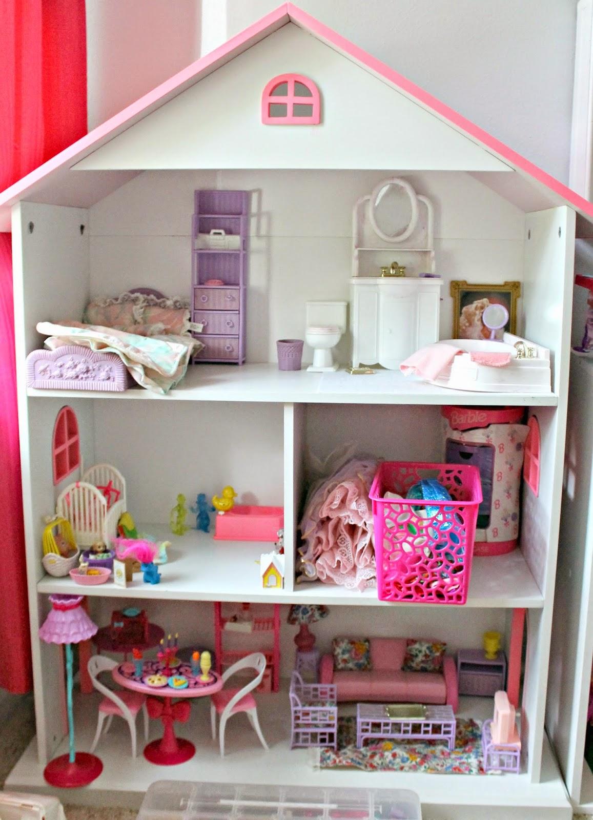 DIY Barbie House Update