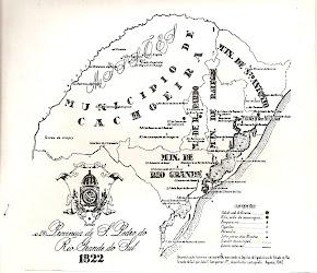 Cachoeira em 1822