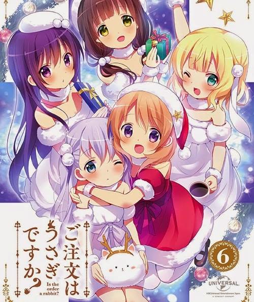 Gochuumon wa Usagi Desu ka Bonus CD Vol.6