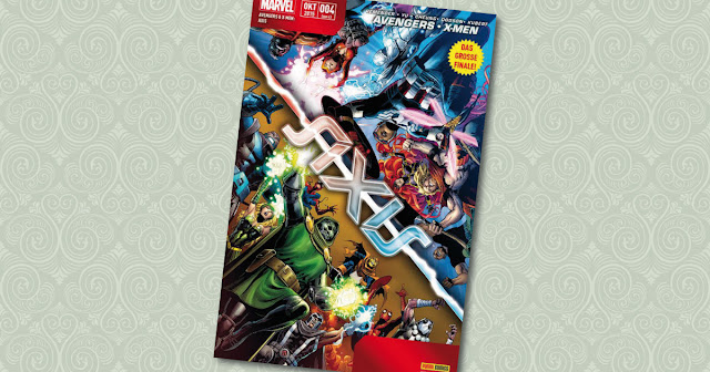 Axis 4 Panini Cover