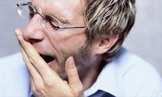 دراسة أمريكية: التثاؤب يحافظ على درجة حرارة المخ