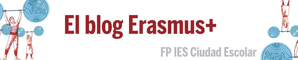 Erasmus + IES Ciudad Escolar