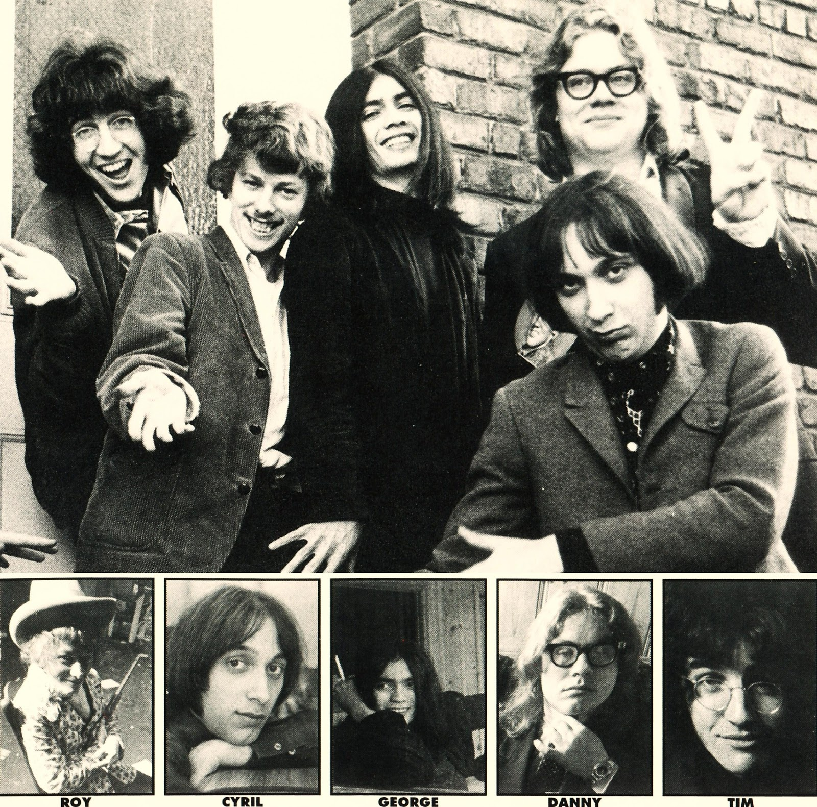 HOLA SOY EXTRATERRESTRE, ME ENSEÑAS ? - Página 6 Flamin%2527+Groovies+Photo+1969