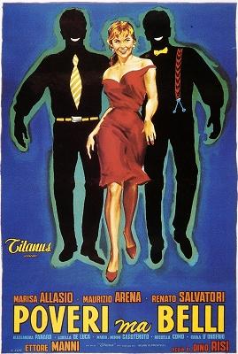 Poveri ma belli, 1956