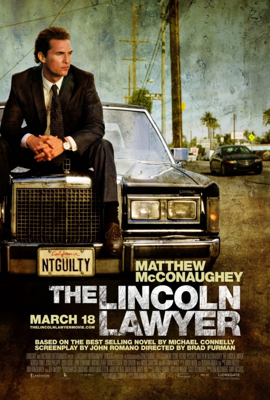 reviews of the lincoln lawyer book