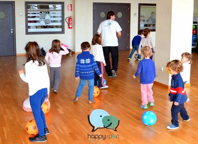 Aprende Inglés haciendo deporte MONTEMAR_3 metodología www.happy-sport.es