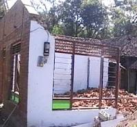 Berita Ponorogo Pekerja Bangunan Tewas Tertimpa Tembok