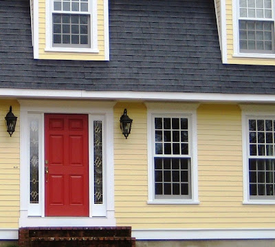 exterior wall painting colour combinations