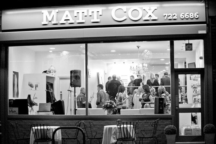 MATT COX HAIR