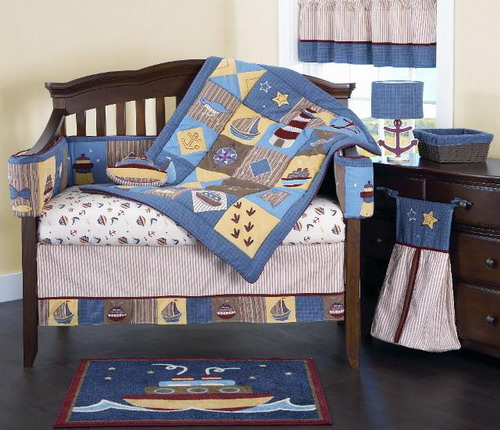 Nautical Themed Bedding For Babies: Useful Tips On How To Select The Best Theme For Nautical