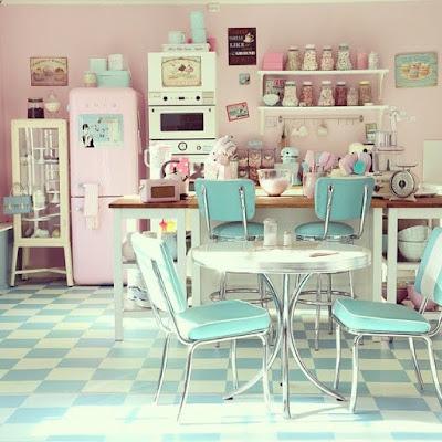 cozinha candy colors